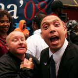 Obama Wins Presidential Election